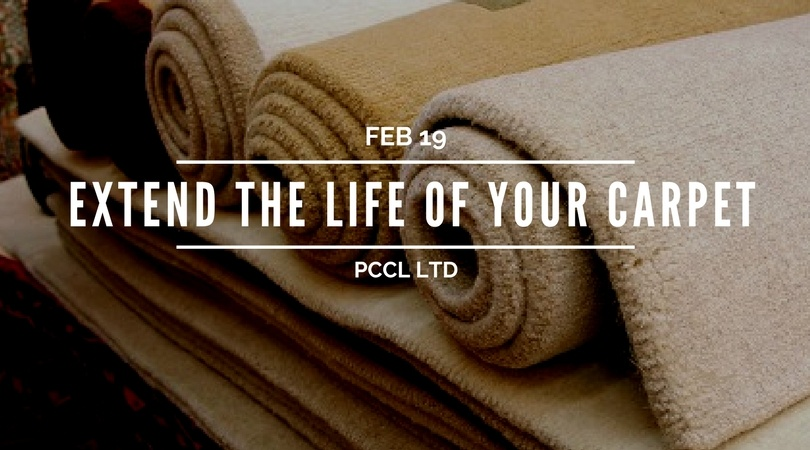 Extend Life of Your Carpet
